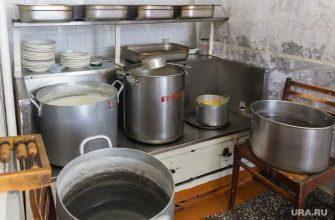 школьные столовые питание ЯНАО организация качество контроль