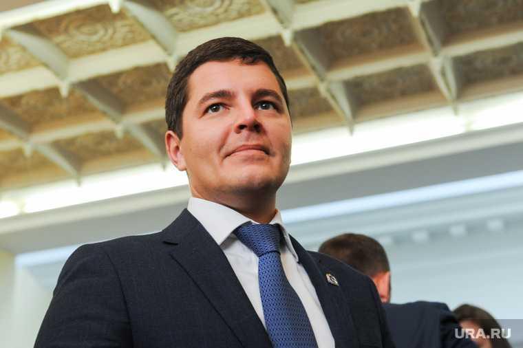 ЯНАО коммунальные аварии заявление губернатора Дмитрия Артюхова