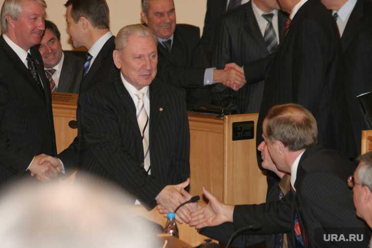 Александр Филипенко и Юрий Неелов. Тюмень