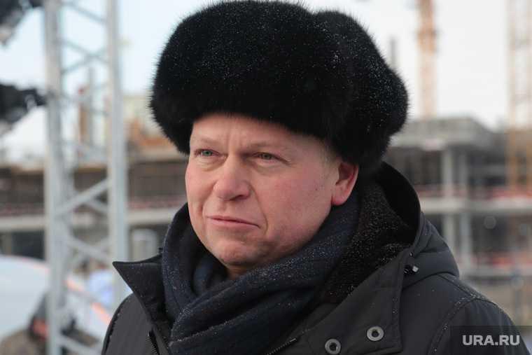 Демкин подал документы на участие в конкурсе