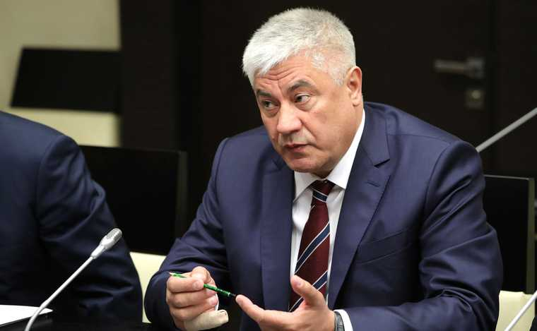 Глава полиции ХМАО Сатретдинов министр МВД Колольцев