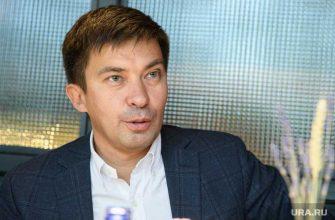 Вице-мэр Екатеринбурга по строительству Мордовин