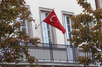 Крым в состав Турции