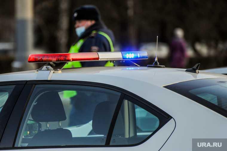 Скандальное видео ГИБДД Нягань автоинспекторы азербайджанцы