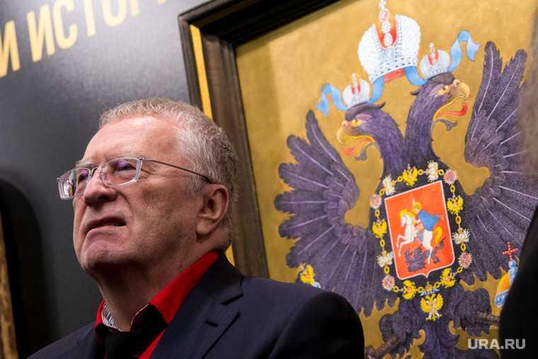 три недостатка Жириновского