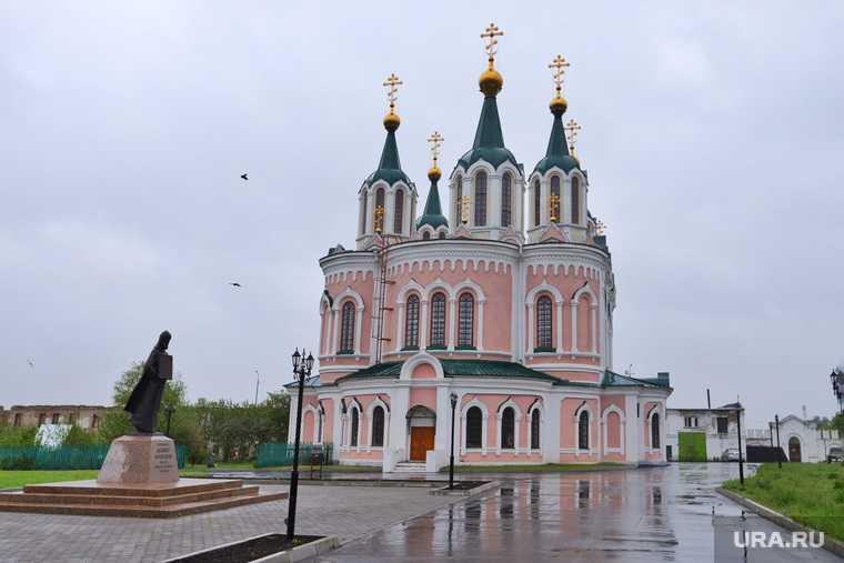 курганские храмы