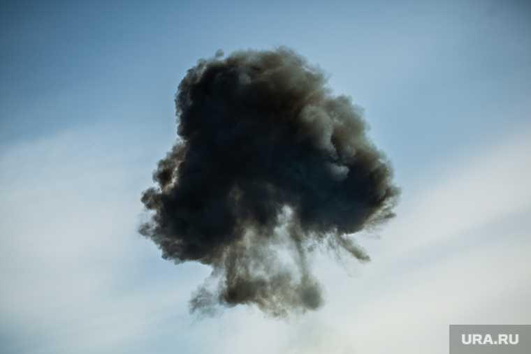 взрыв на противолодочном корабле Минобороны РФ