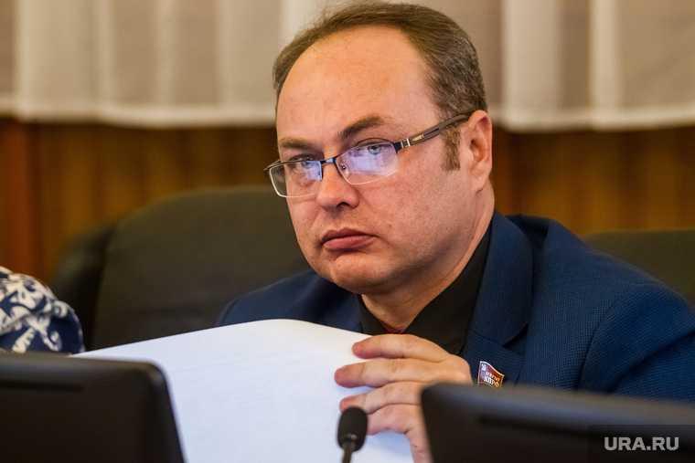 депутата Юрия Юхневича оштрафовали за экстремизм
