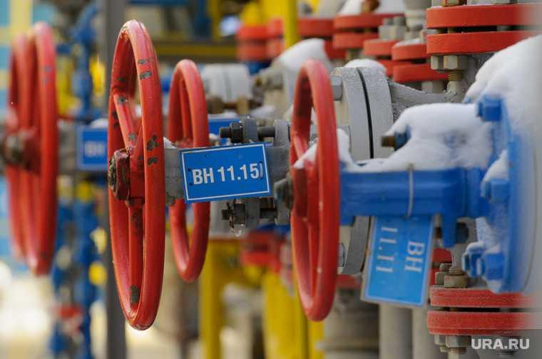 Газ нефть СПГ