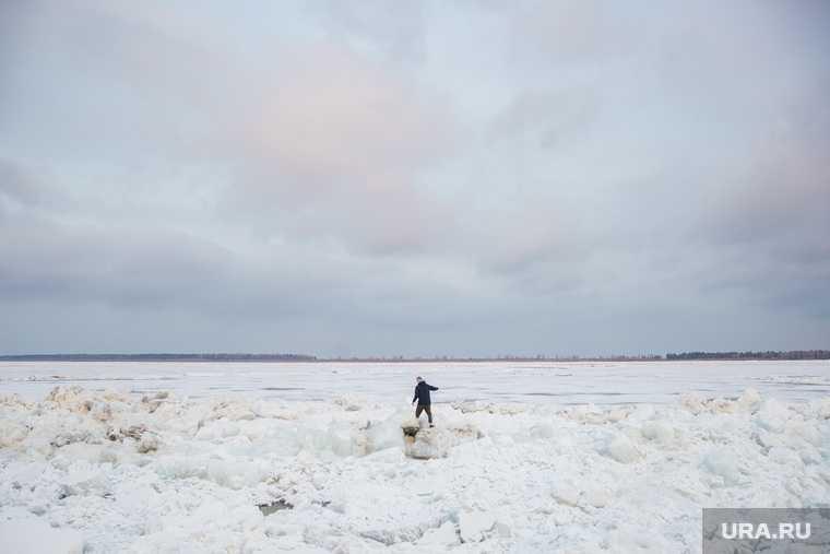 Нижневартовский район акватория реки Обь расследование комиссия ЧП ХМАО