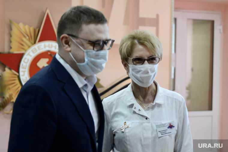 Челябинская область Госдумы ЕР список первая тройка Текслер Гомоляко