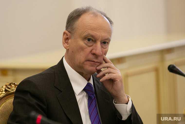 Совещание глава Совбеза Патрушев визит в Ханты-Мансийск