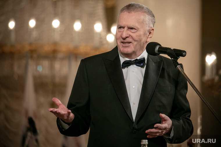 Жириновский напомнил об ужасной черте жизни в СССР