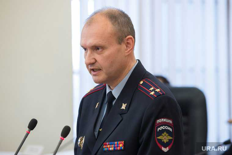 Игорь Трифонов начальник УМВД Екатеринбурга уголовное дело