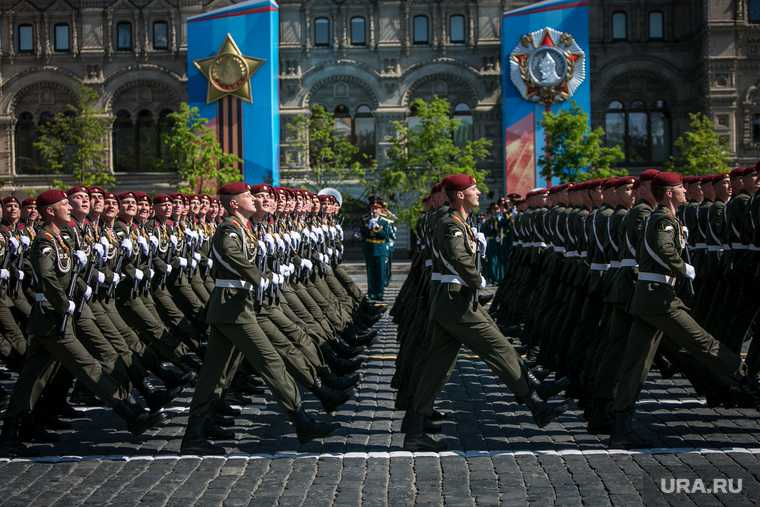 Путин Парад Победы последние новости