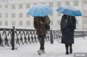 прогноз погоды Свердловская область апрель