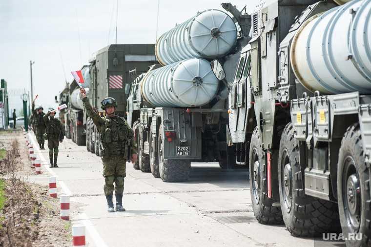 оборона России