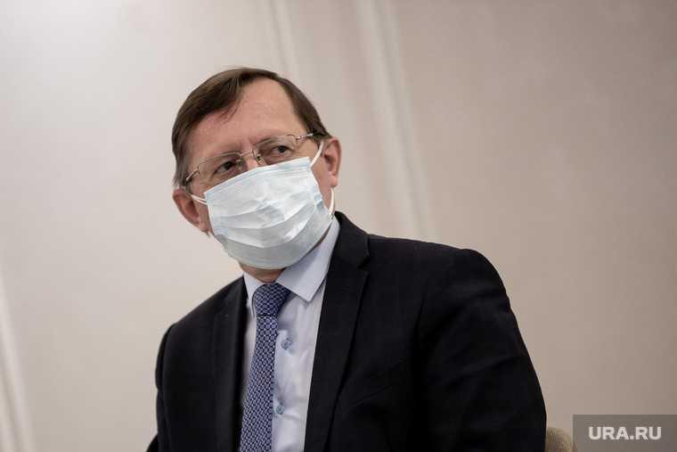 коронавирус Свердловская область вакцинация дефицит число заболеваний рост