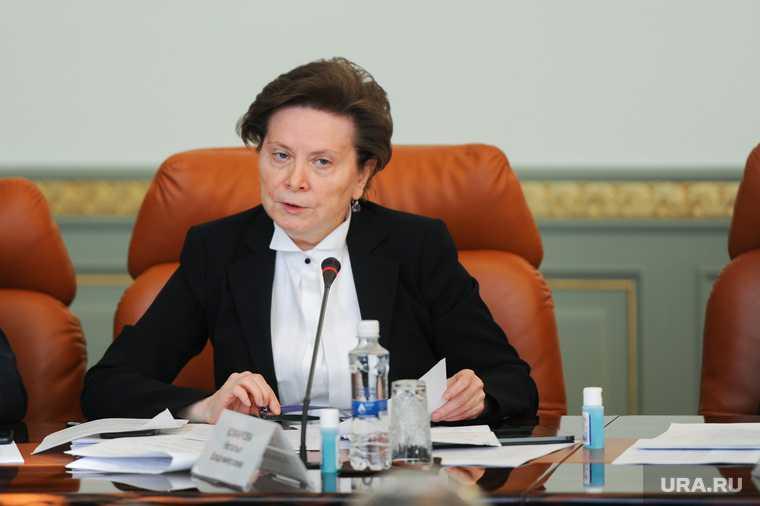 Губернатор Югры Комарова назначение первый вице-губернатор Охлопков