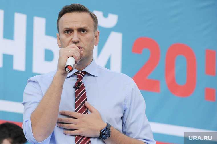 где сидит Алексей Навальный политик голодовка последние новости