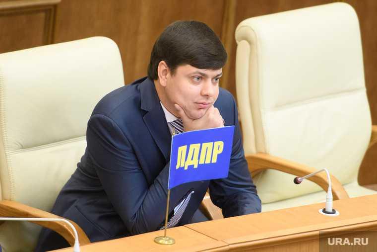 Михаил Зубарев праймериз «Единой России» Свердловская область