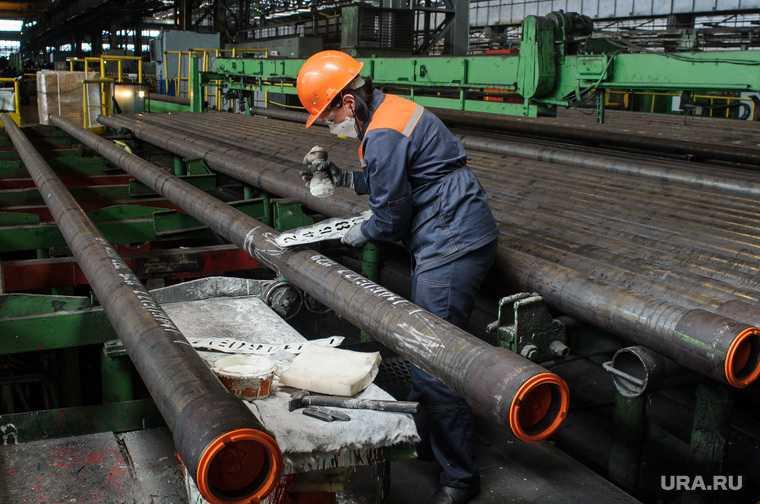 Синарский завод ТМК Пумпянский отчет 2020 год кризис