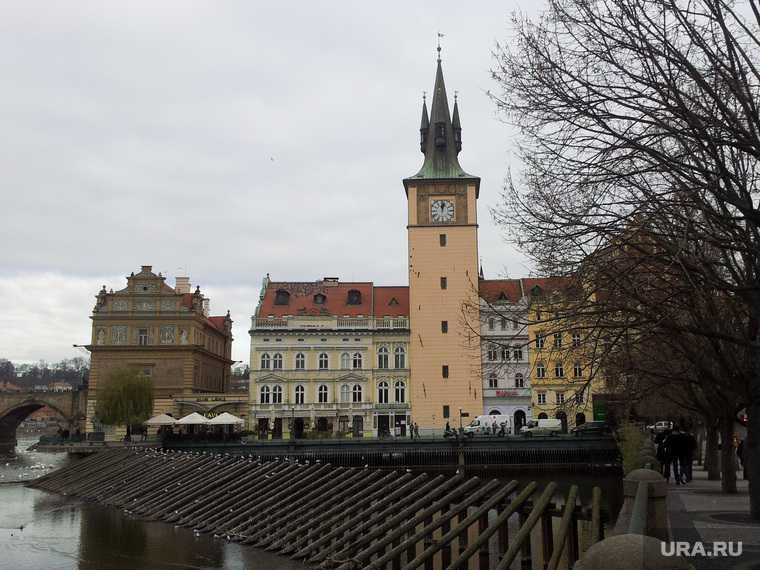 конфликт Чехия спецслужбы