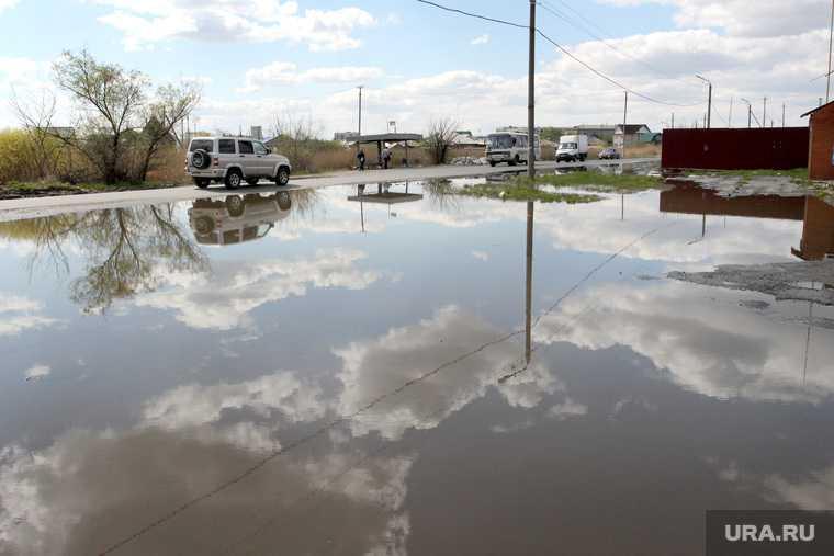 курганский потоп