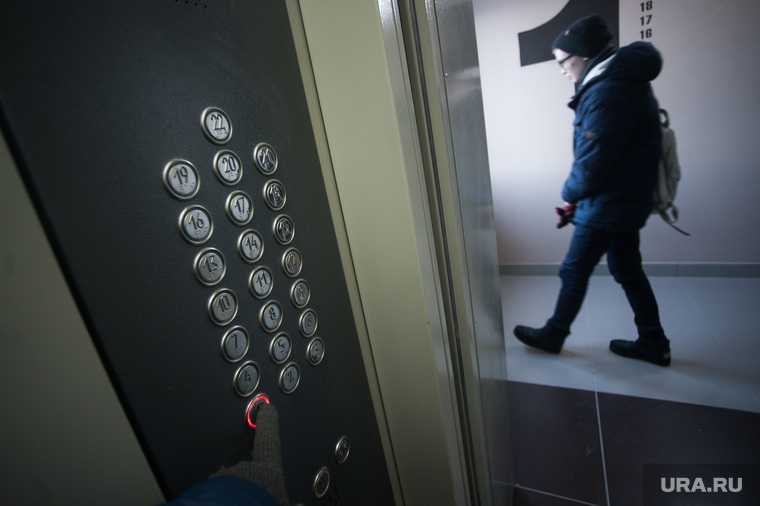 Екатеринбург Атомстройкомплекс лифт рухнул