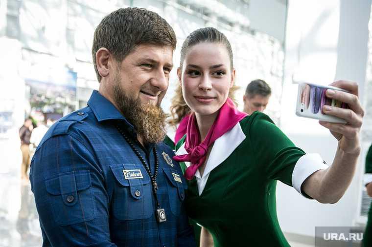 собственность Кадырова