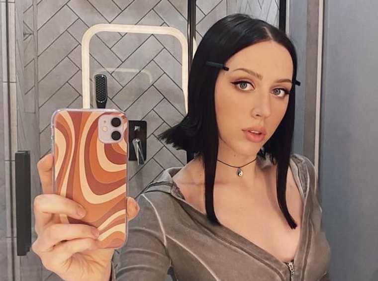 Катя клэп волосы отрезала призналась прическа инстаграм