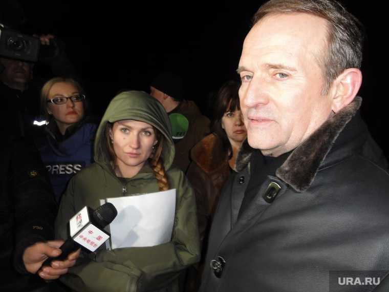 украина медведчук обвинение госизмена репрессия расправа