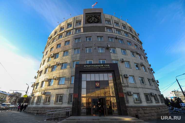 Челябинск ЖКХ арбитражный суд Дубровские бизнес апелляция обслуживание квартир муниципальное жилье