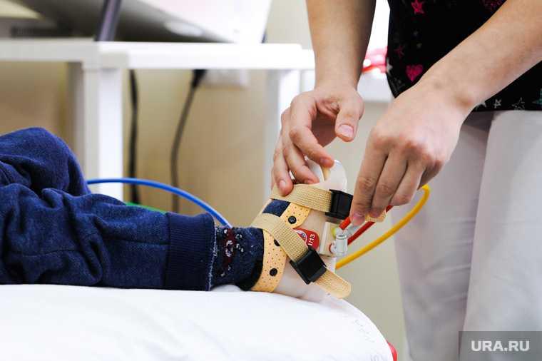 Минздрав РФ помощь тяжелобольным детям Пермский край