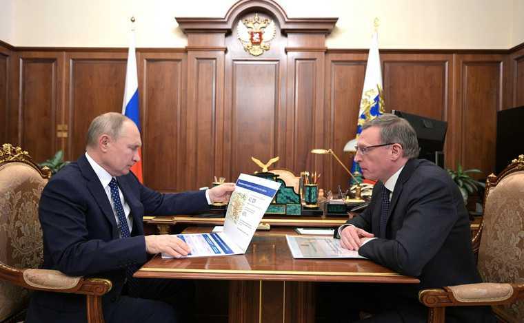 Путин выводит регионы «красного пояса» из-под контроля КПРФ