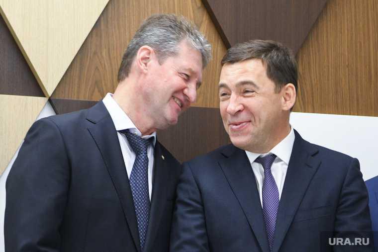 Открытие второго корпуса клиники УГМК-Здоровье. Екатеринбург