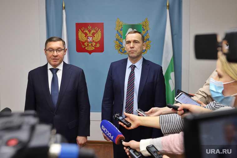 Владимир Якушев полпред президента