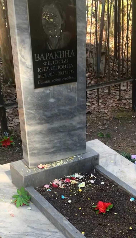 В ХМАО дети разгромили кладбище. Фото