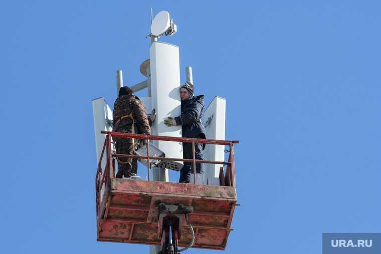 строительство вышек 5G