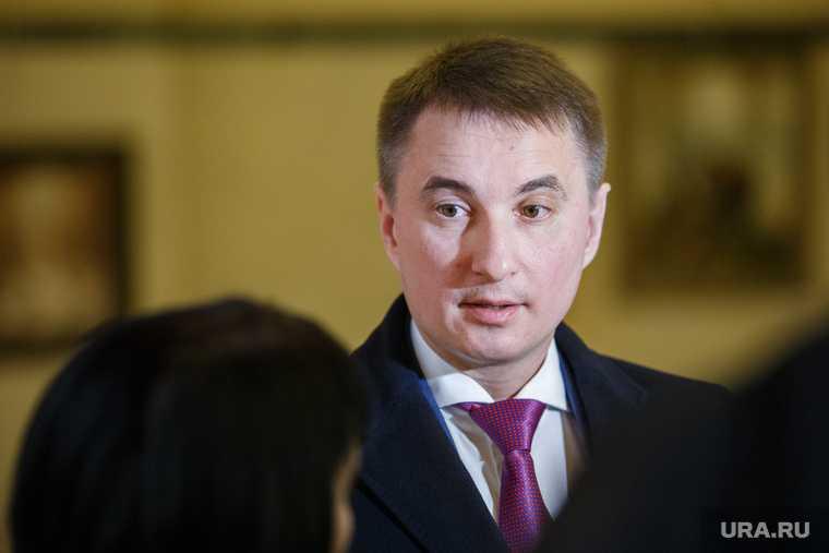 Депутаты гордумы после встречи с губернатором. Екатеринбург