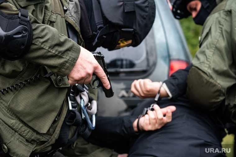 Челябинская область изготовление оружия семья Куса отец сын ФСБ прокуратура уголовное дело трасса пистолеты