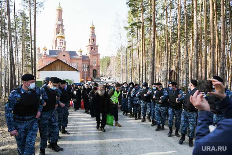 отец Сергий монастырь возвращение дело СИЗО насельницы послушницы