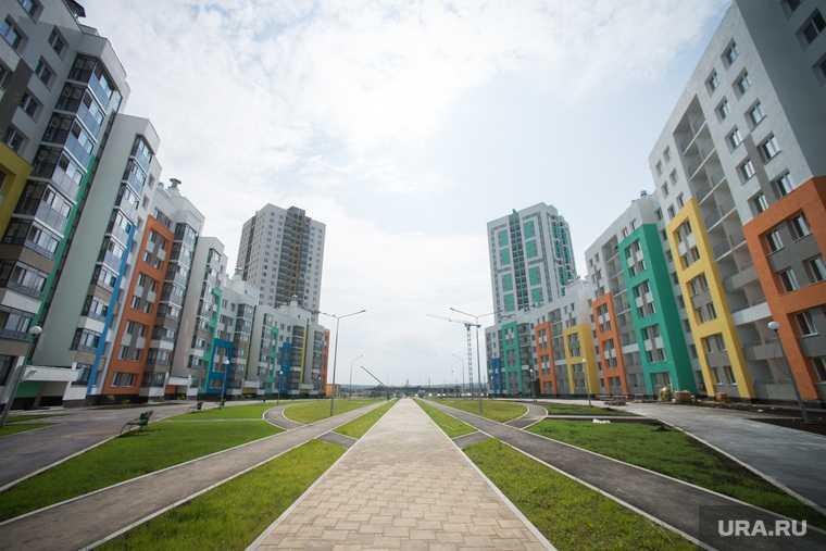 нацпроект «Комфортная городская среда» голосование федеральные субсидии миллиарды Свердловская область