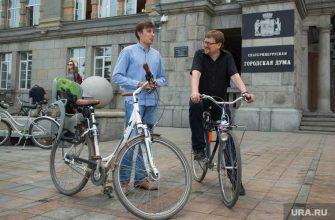 Екатеринбург ГИБДД проверка велосипедисты