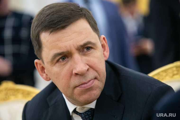 Жириновский не узнал губернатора Свердловской области видео смотреть